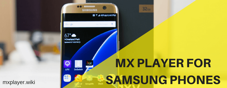 Download MX Player for Samsung (Android, Tizen and Bada) Phones